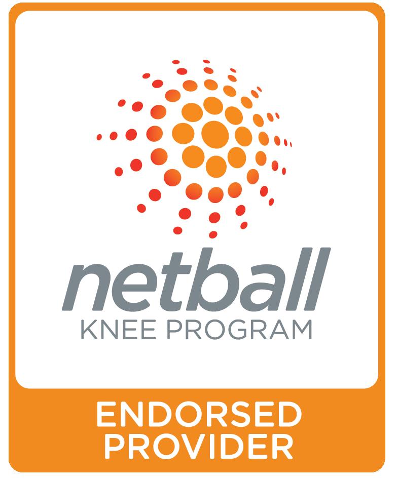 Netball Knee Program Endorsed Provider