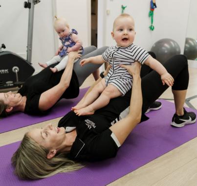 Postnatal Physio Caringbah