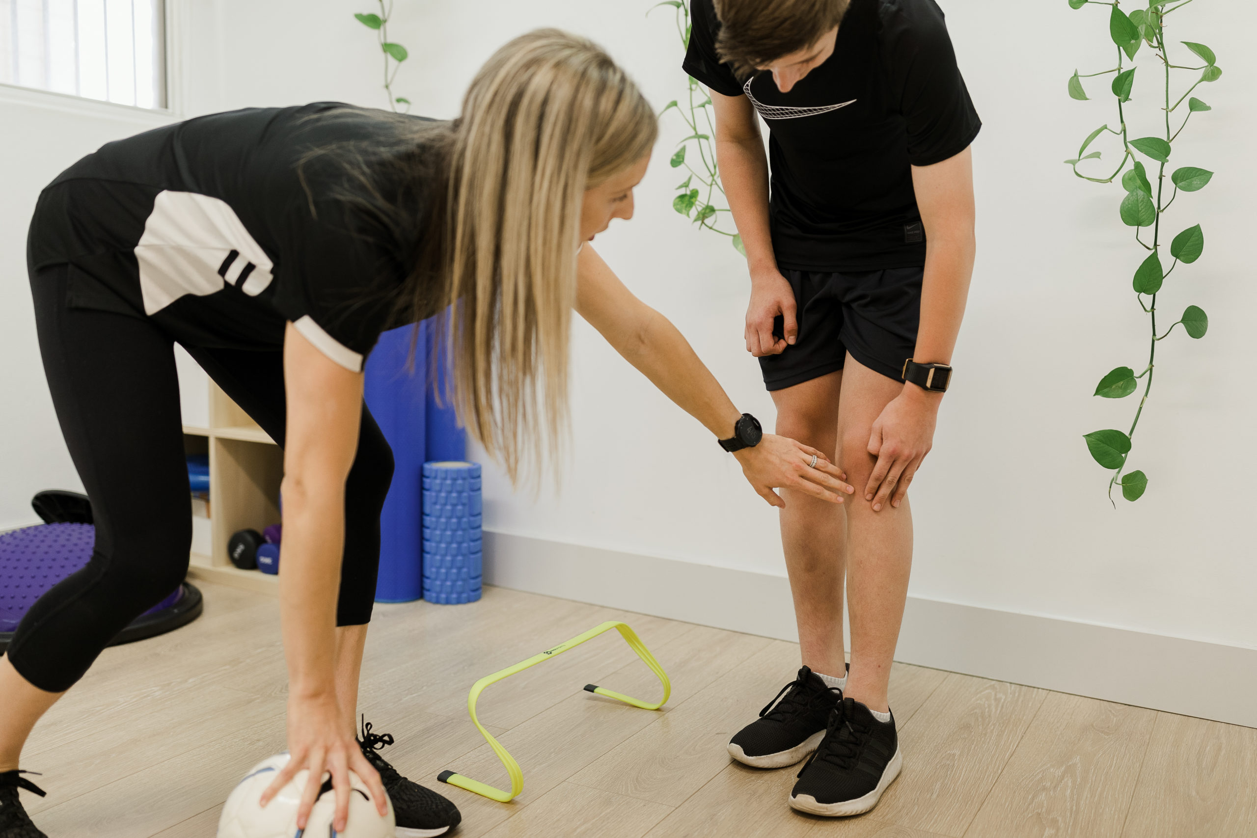 Knee Injury Physiotherapy