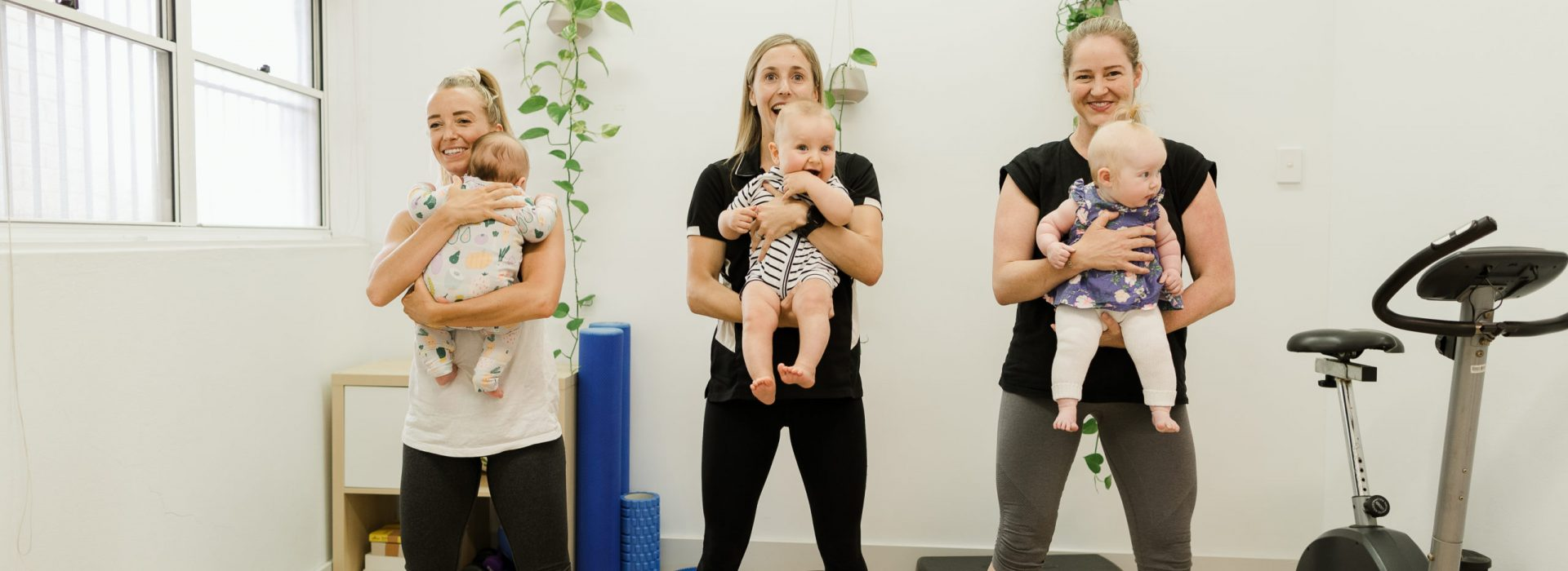 Baby Physiotherapy Caringbah