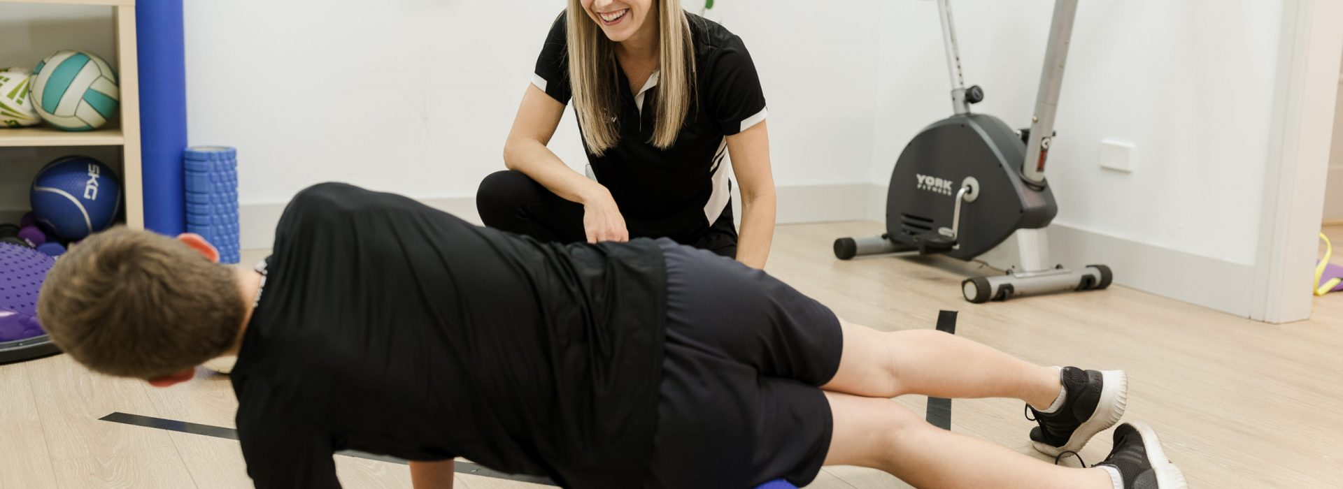 Adolescent Physiotherapy Caringbah